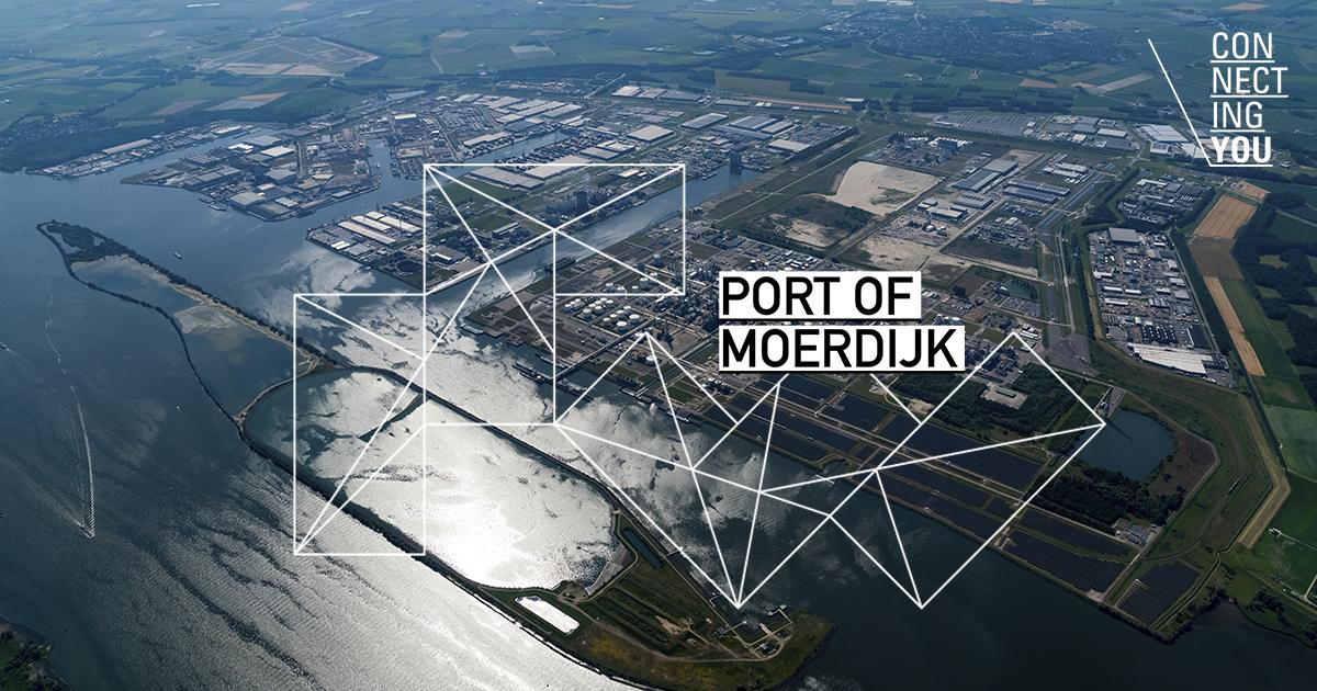 Havenstrategie Moerdijk 2030 Port Of Moerdijk