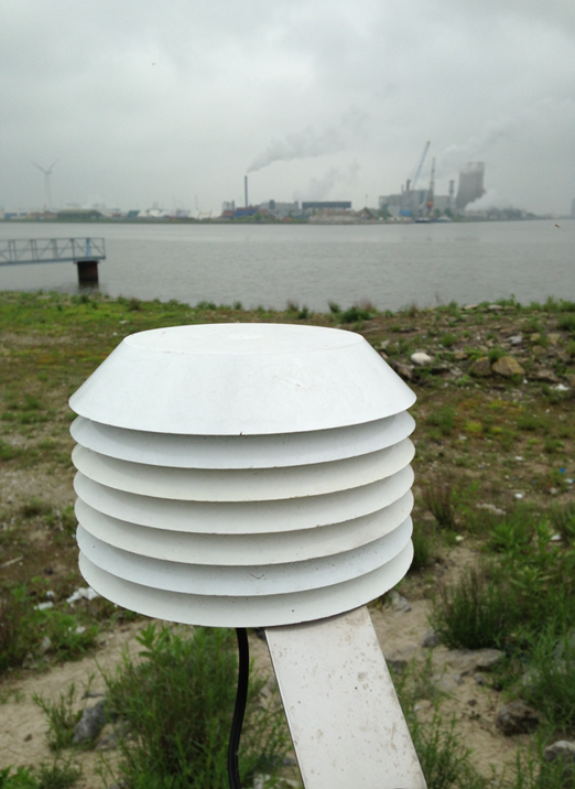 Duurzame Verbindingen Leggen Port Of Moerdijk