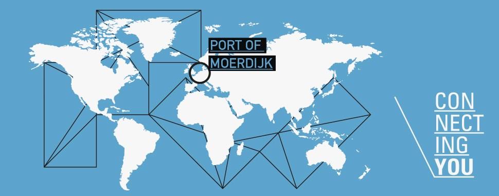 Ondernemen Port Of Moerdijk